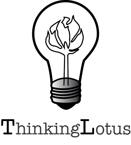 ThinkingLotus_2inx2in_Logo_white_bkgd_AmericanTypewriter